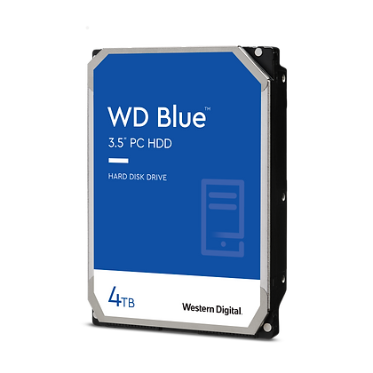 SATA 4 TB PC WESTER DIGITAL BLUE