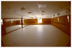 la salle de pratique
