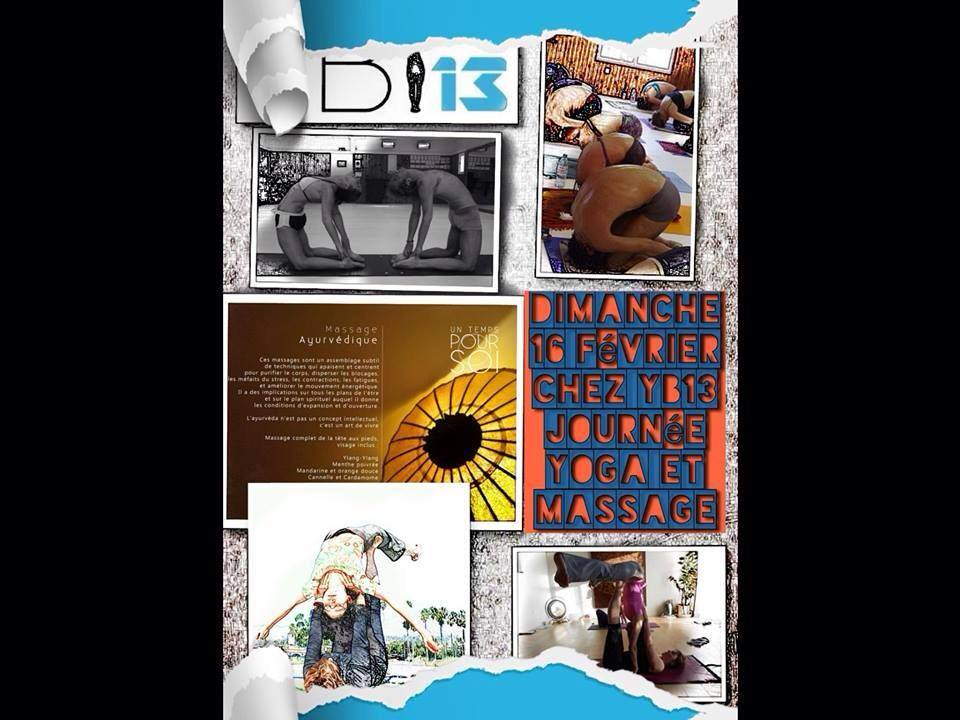 Affiche studio YB13