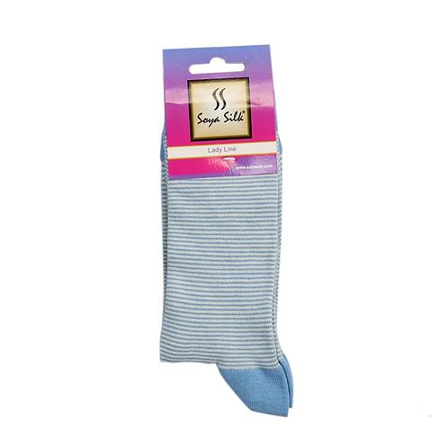 Stripped Socket Socks