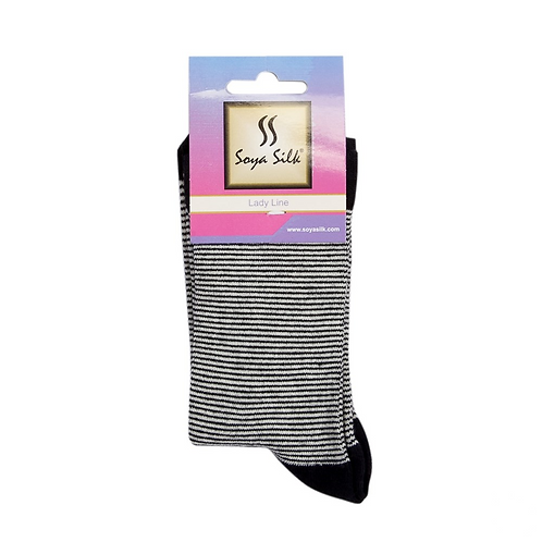 Stripped Socket Socks