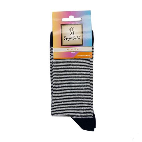 Striped Socket Socks