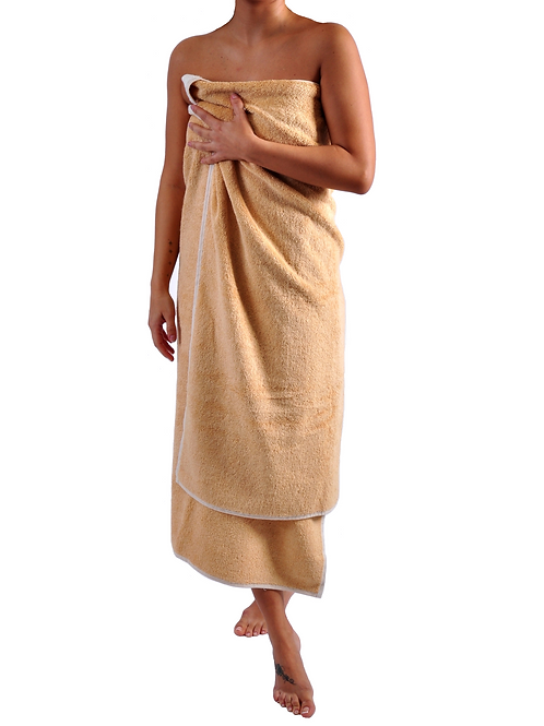 Soya Silk Bath Towel