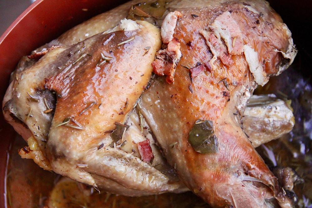 braised-guinea-fowl