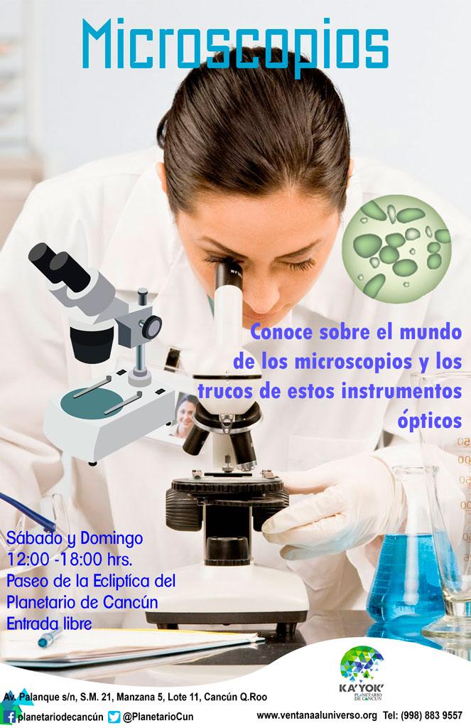 Microscopíos