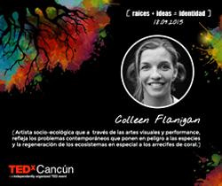 Ponente:  Collen Flanigan