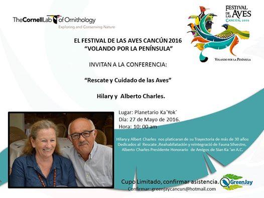Alberto y Hillary Charles 10am