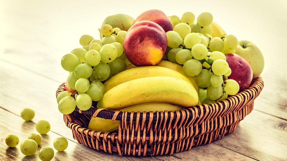 Corbeille à fruits / Fruit basket