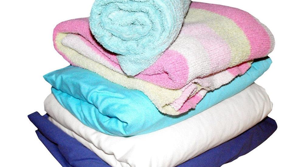 Location kit de serviettes / Towels kit to rent