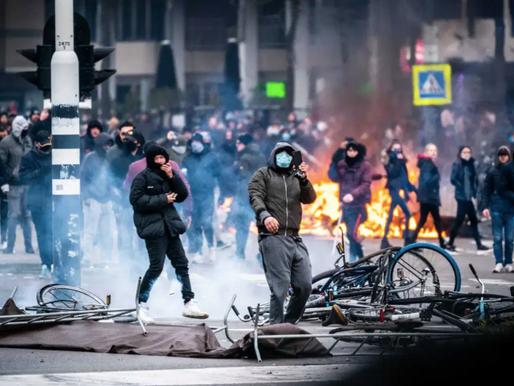 Τι συμβαίνει στην Ολλανδία;