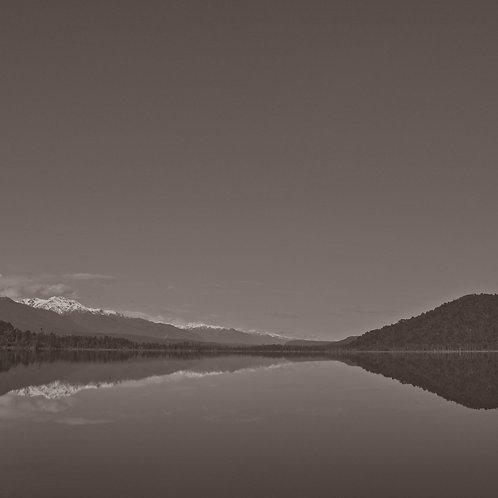 Reflections in sepia