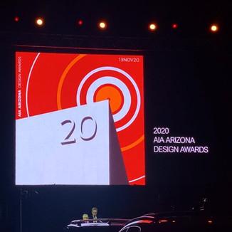 Mancusi Design Awarded 2020 AIA Arizona Distinguished Building Award