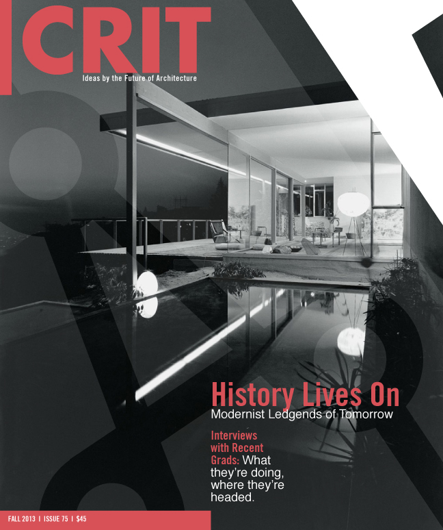 AIAS Crit Magazine Redesign
