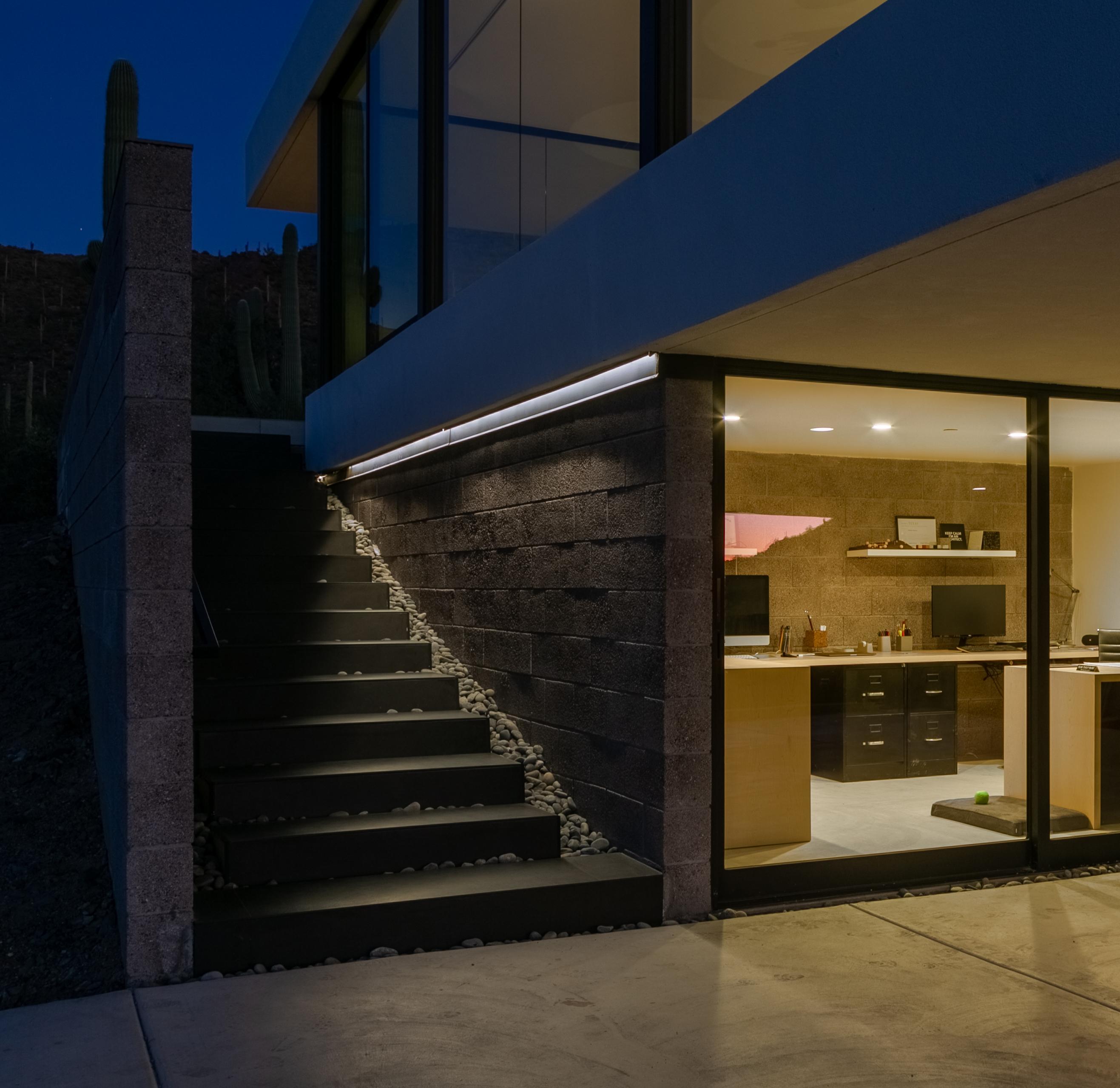 Mancusi Residence