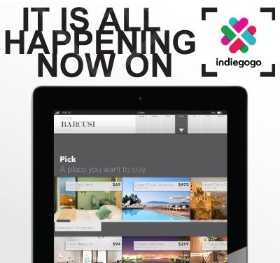 BARCUSI IndieGoGo Campaign