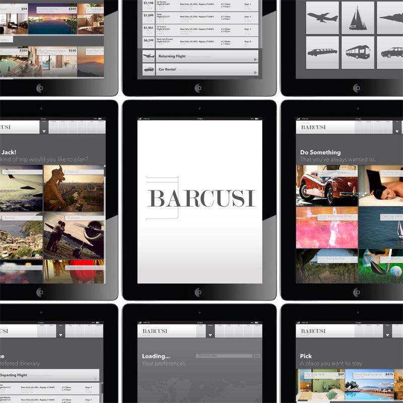 BARCUSI Ap Advertisement