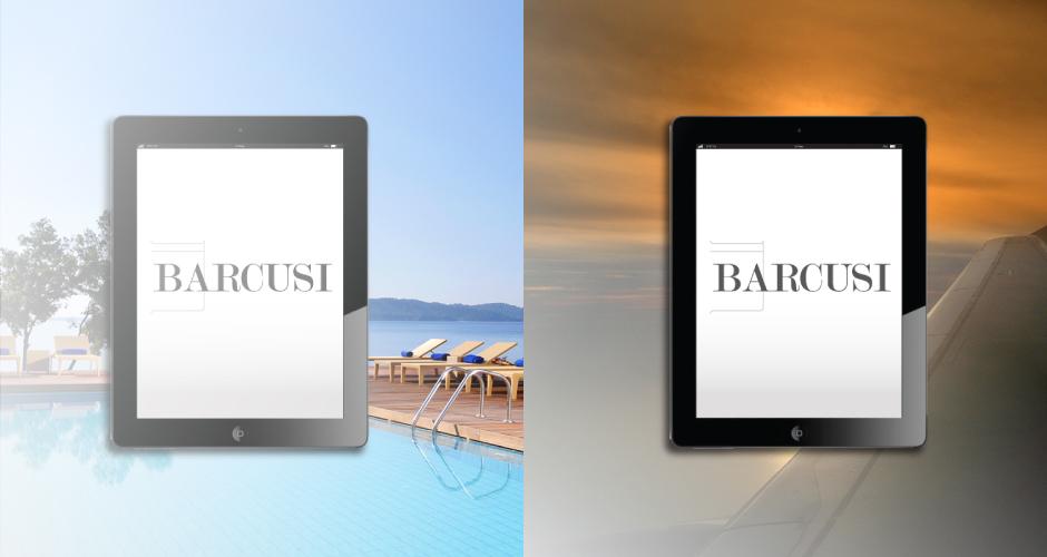 BARCUSI App Advertisement