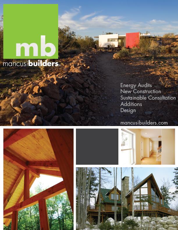 Mancusi Builders Branding