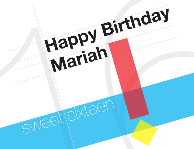 Mariah Bday 13