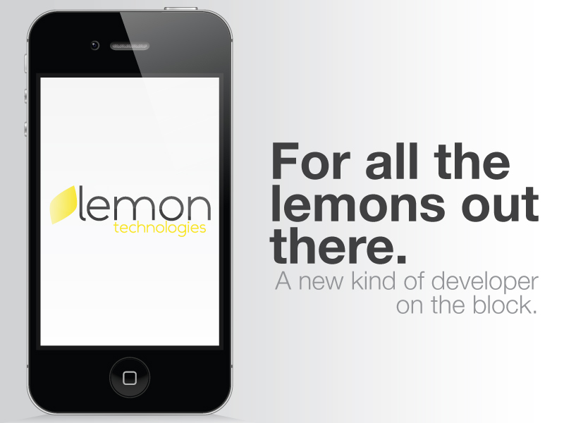 Lemon Technologies Ad