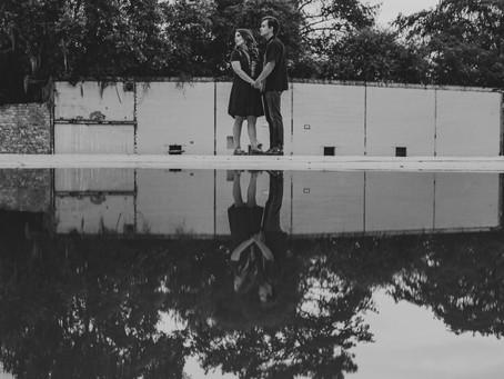 Save The Date | Edgar & Lau