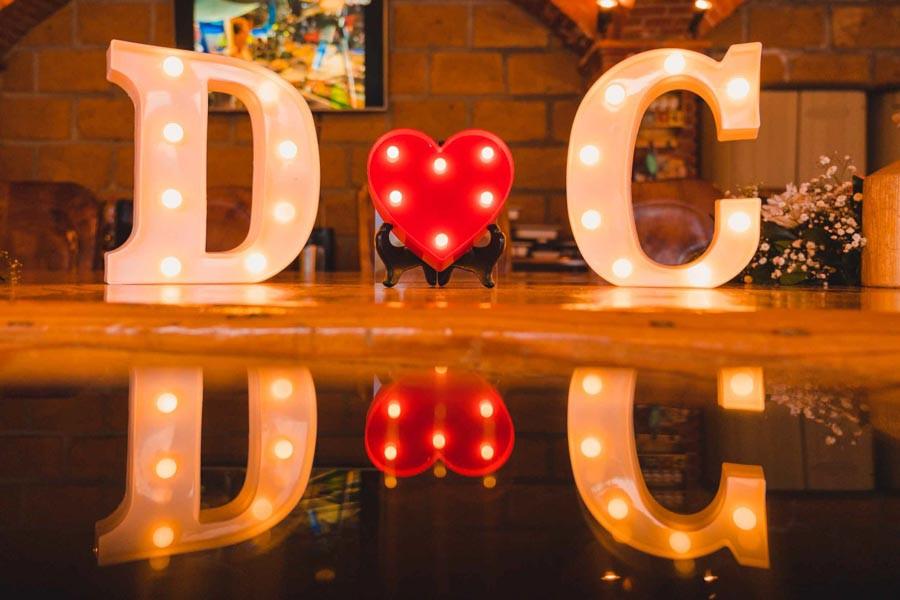 Detalles propuesta de matrimonio