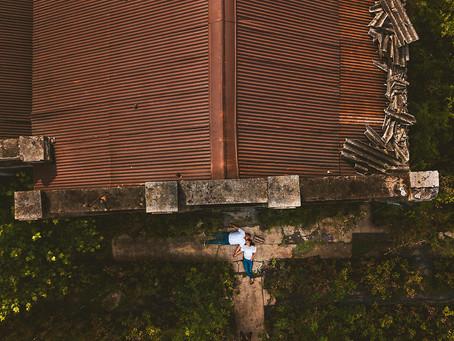 Nuevas locaciones: La famosa fabrica textil de Santiago