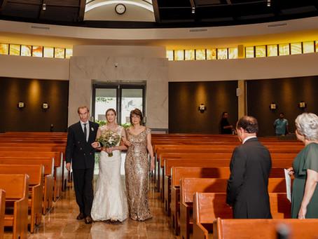 COVID en las bodas: Nuestro Gran Día en dos capítulos.