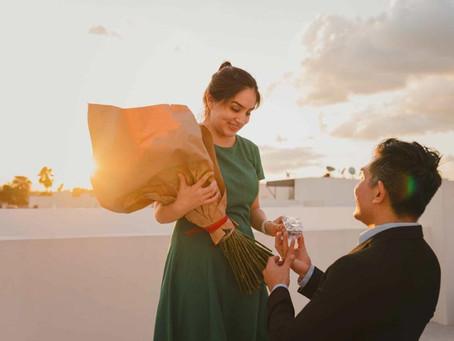 Tips para tu propuesta de matrimonio ideal