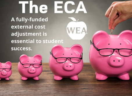 The External Cost Adjustment: Why the ECA is Essential to Student Success