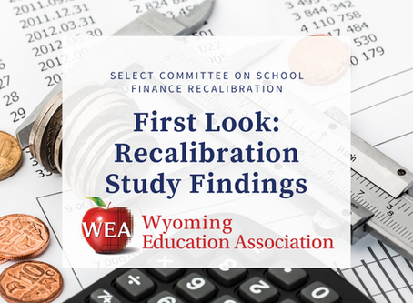 First Look: 2020 Recalibration Study Findings