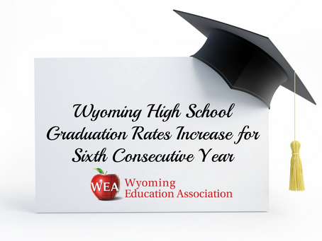 Best in the West: Rising Graduation Rates Are an Indicator of Wyoming Student Achievement