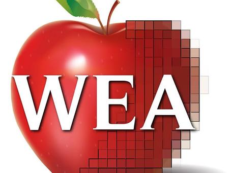 WEA's new blog!!!