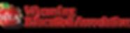 wyoming education association logo with