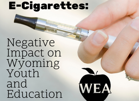 'E-Cigarettes', Wyoming Youth, and the Impacts on Education