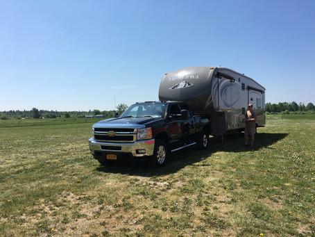 Chattahoochee Bend State Park Georgia RV Camping