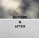 Concrete Polishing - Before & After