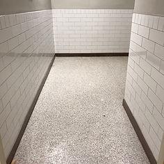 Tarazzo & Subway Wall Tile