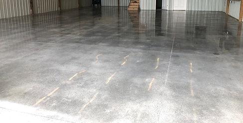 Toth Farm - Concrete Polishing - After
