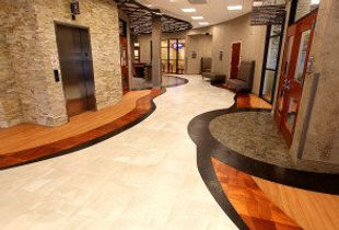 Commercial Flooring Luxury Vinyl Tile