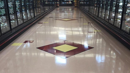 Food City Johnson City Freezer Isle Resilient Flooring