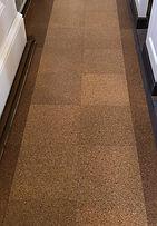 Cork Flooring - Chuch