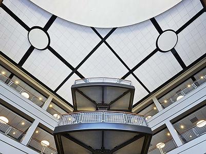 K-VA-T Food City Headquarters Lobby Acoustical Ceiling
