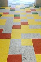 Moshiem Elementary School Resilient Flooring