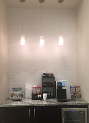 Bank of Tennessee - Ceramic Accent Wall Tile