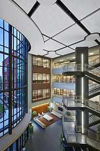 K-VA-T Food City Headquarters Full Lobby - Acoustical Ceilings
