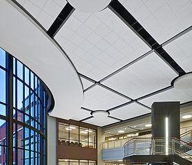 Acoustical Ceilings KVAT