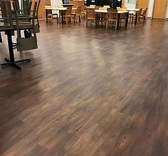 LVT Woodlook Flooring