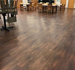 LVT Woodlook Flooring