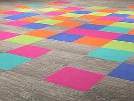 Commercial Carpet Squares